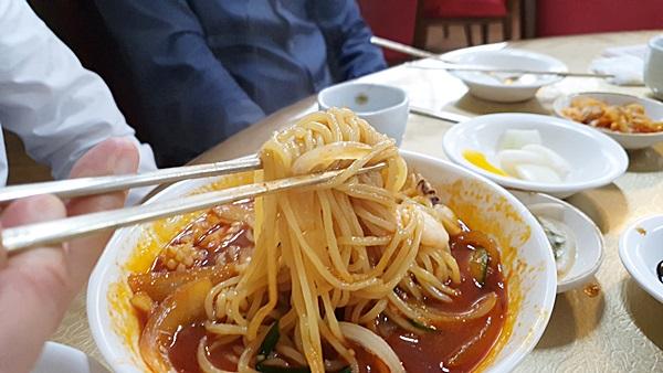 [맛집] 매운맛 열짬뽕, 열짜장 '금화'